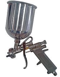 Краскораспылитель пневматический с верхним бачком TT-01 TOTAL TOOLS
