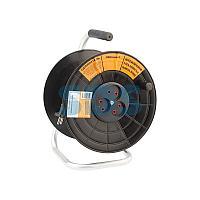 Удлинитель на катушке 30 м 2х0,75 мм² (3 розетки) PROconnect
