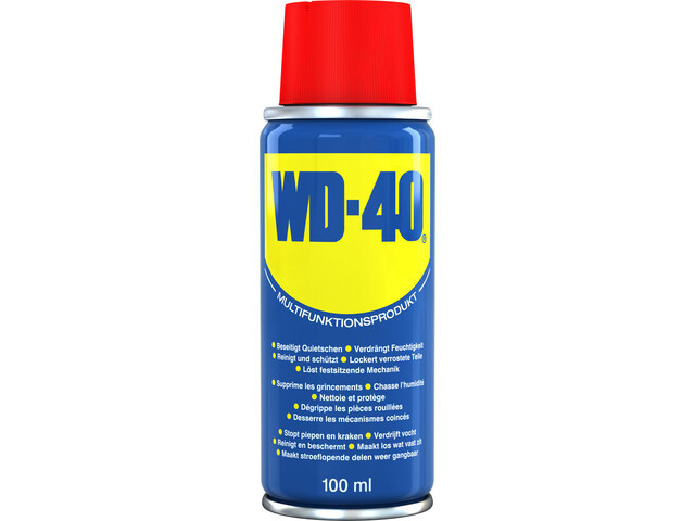 WD-40 Универсальный многоцелевой спрей 100 мл