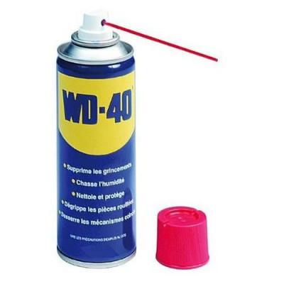 WD-40 Универсальный многоцелевой спрей 200 мл