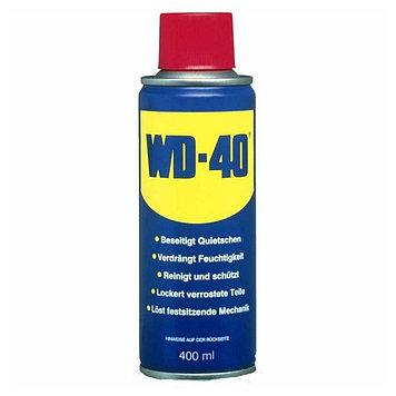 WD-40 Универсальный многоцелевой спрей 400 мл