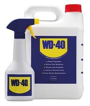 WD-40 Универсальный многоцелевой спрей 5 л