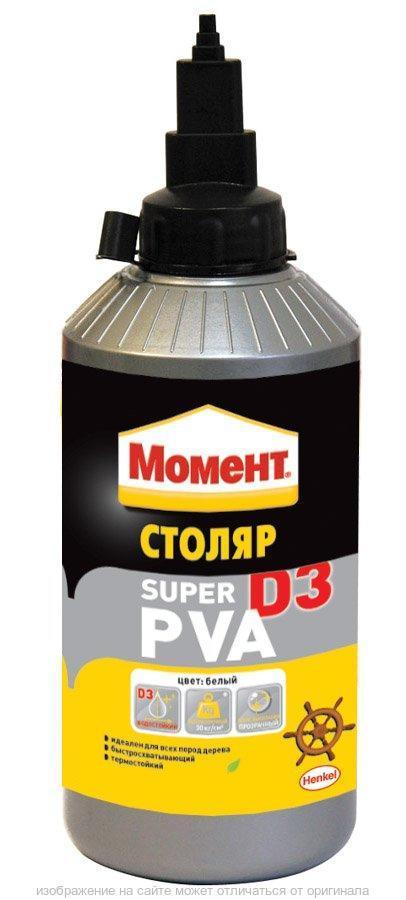 МОМЕНТ Столяр Super PVA D3 750 г