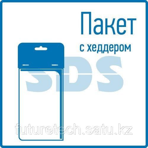 USB кабель для iPhone 5/6/7 моделей плоский силиконовый шнур белый REXANT - фото 3
