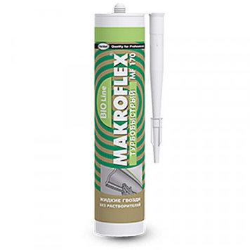 """MAKROFLEX Bio Line MF 170 """"Турбобыстрый"""" Монтажный клей с повышенной прочностью 400г"""