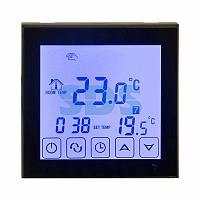Терморегулятор сенсорный с автоматическим программированием REXANT, R200B, черный