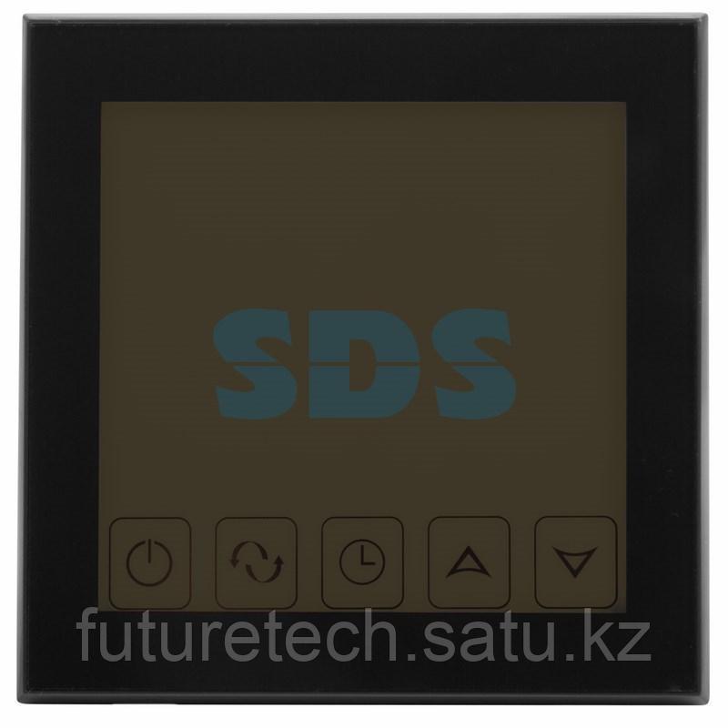 Терморегулятор сенсорный с автоматическим программированием REXANT, R200B, черный - фото 2