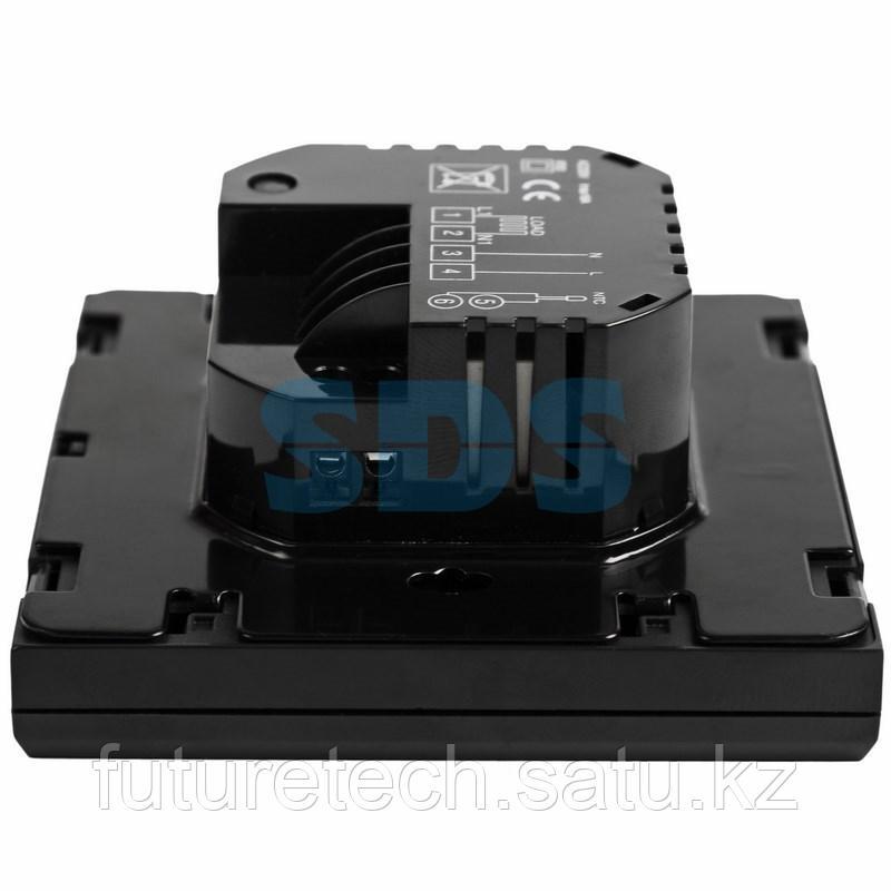 Терморегулятор сенсорный с автоматическим программированием REXANT, R200B, черный - фото 6