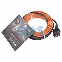 Греющий саморегулирующийся кабель (комплект в трубу) 10HTM2-CT ( 4м/40Вт) REXANT