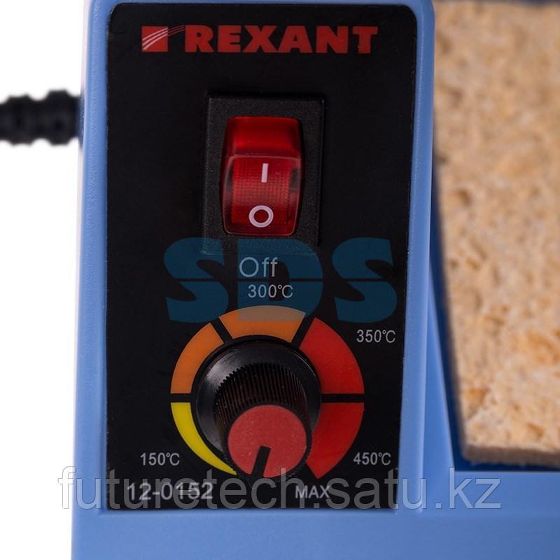 Паяльная станция REXANT, 160-500 °С, 230 В/48 Вт - фото 5