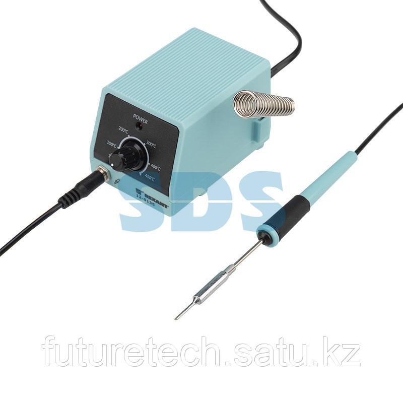 Паяльная станция мини REXANT с контролем температуры, 230 В/10 Вт - фото 1