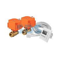 Cистема контроля протечки воды (2 крана - 1 дюйм) Nautilus RT25-2 REXANT