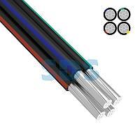 Провод самонесущий СИП-4 4x25,0 мм² 100 м ГОСТ
