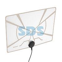Антенна комнатная «Активная» для аналогового и цифрового телевидения DVB-T2 Ag-709 REXANT