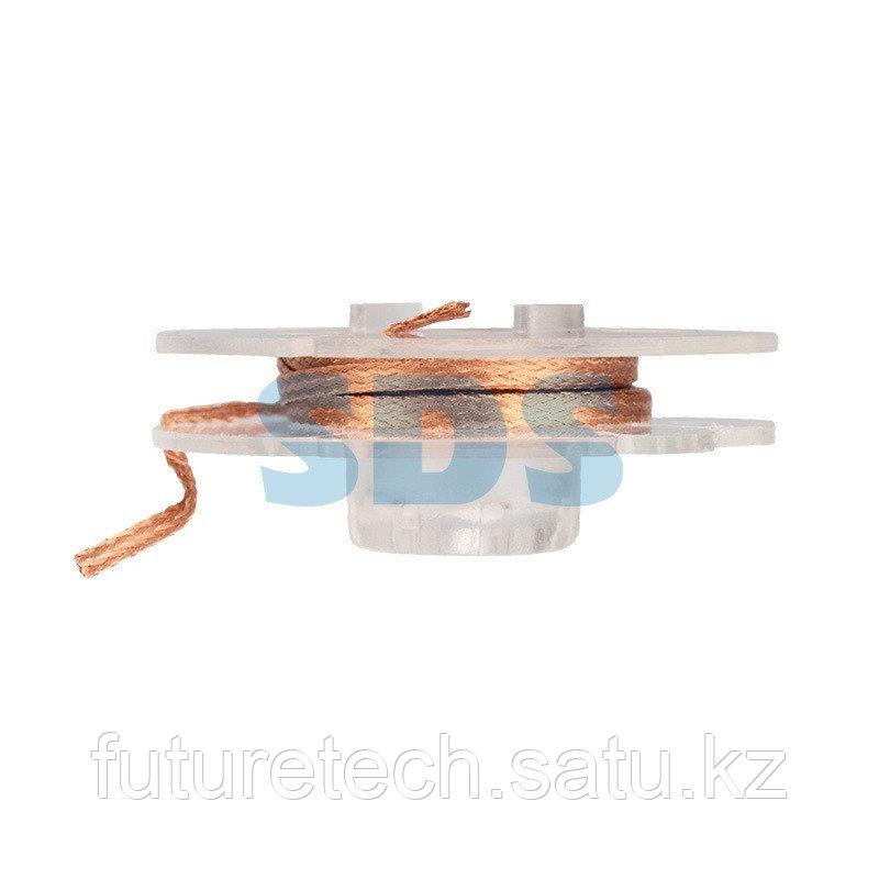 Оплетка для удаления припоя REXANT, медная, 1.5 мм x 1.5 м - фото 2