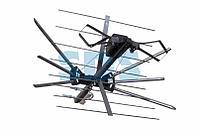 ТВ антенна наружная «Активная» для аналогового и цифрового ТВ - DVB-T2 (модель RX-401) REXANT