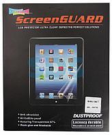 Пленка защитная глянцевая на Samsung Galaxy с диагональю экрана 7'