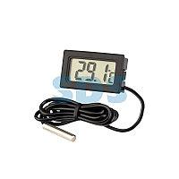 Термометр электронный с дистанционным датчиком измерения температуры REXANT