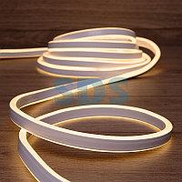 Гибкий неон LED SMD 8х16 мм, двухсторонний, теплый белый, 120 LED/м, 5 м