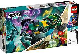 70434 Lego Hidden Side Сверхестественная гоночная машина, Лего Хидден Сайд