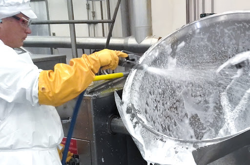 Пенные моющие средства