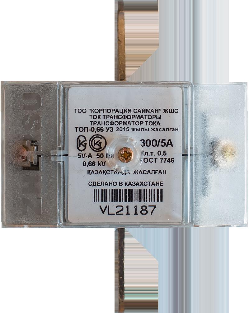 Трансформатор тока 300/5 (Сайман)