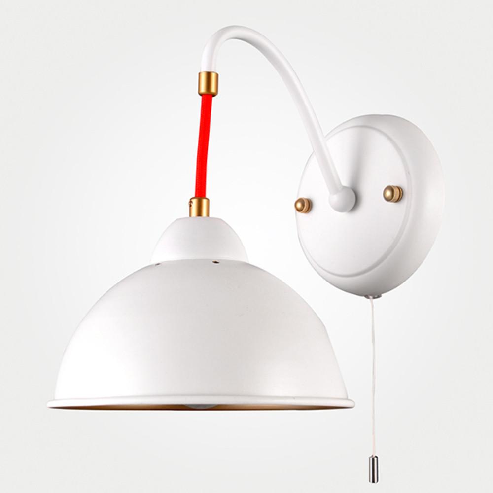 70043/1 настенный светильник/ белый