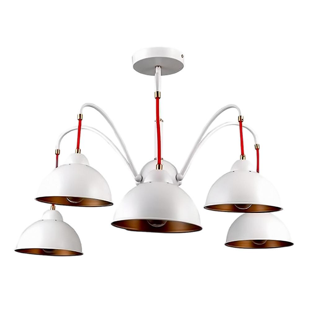 70043/6 потолочный светильник/ белый