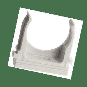 Крепеж-клипса для труб д.40мм (30/420)
