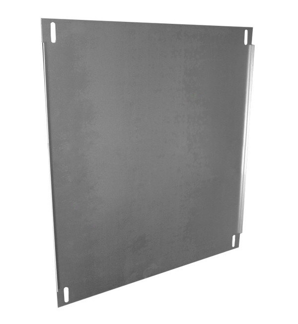 Панель монтажная 500х545 (оцинк), для ЩМП-1664