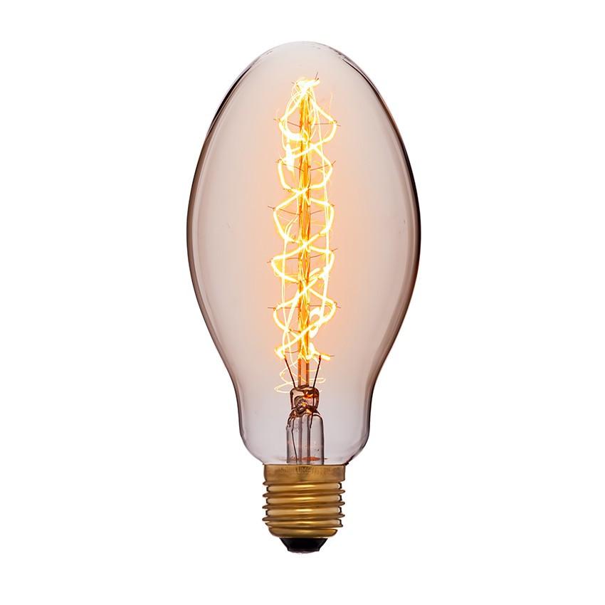 052-054 Лампа E75 24F5 40W E27 Цвет Золотой