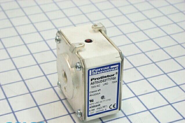 Предохранители постоянного тока 700VAC/ 700А Protistor Ferraz Shawmut