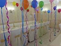 Оформление банкетных залов шарами