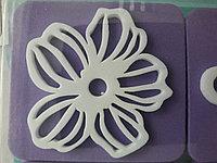 Штамп-печать цветы для тортов. 4шт в наборе, фото 1