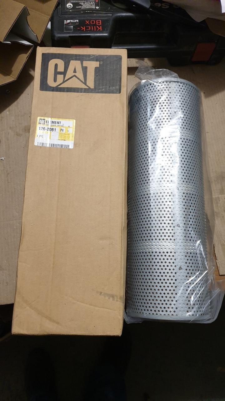 D140/H425 CATERPILLAR 126-2081 / 179-9806 Фильтр гидравлический/трансмиссионный/