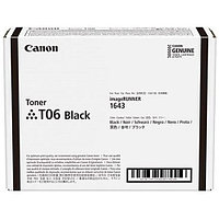 Тонер Canon TONER T06 BK EUR
