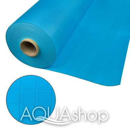 ПВХ пленка Cefil Touch Tesela Urdike синяя мозаика (текстурный). ширина 1,65 и 2,05, фото 2