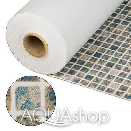 ПВХ пленка Cefil Mediterraneo Sable песочная мозаика. ширина 1,65 и 2,05, фото 2