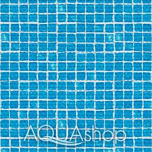 ПВХ пленка Cefil Gres светлая мозаика противоскользящая. ширина 1,65, фото 2