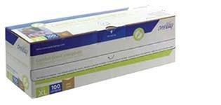 Мешок кондитерский в ролике COMFORT GREEN, 53 см, зелен., 100 шт
