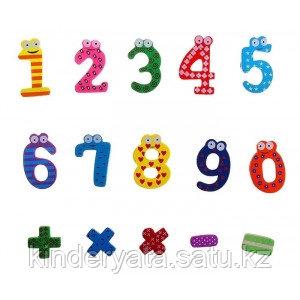 Цифры на магнитах