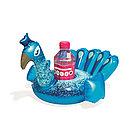 Надувной плавающий держатель для напитков BESTWAY Fashion 34104 (22.5x22.5/34.5x31см, Винил, Фламинго)