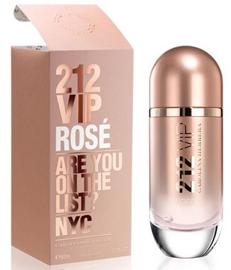 Carolina Herrera 212 Vip Rose 50 ml (edp)