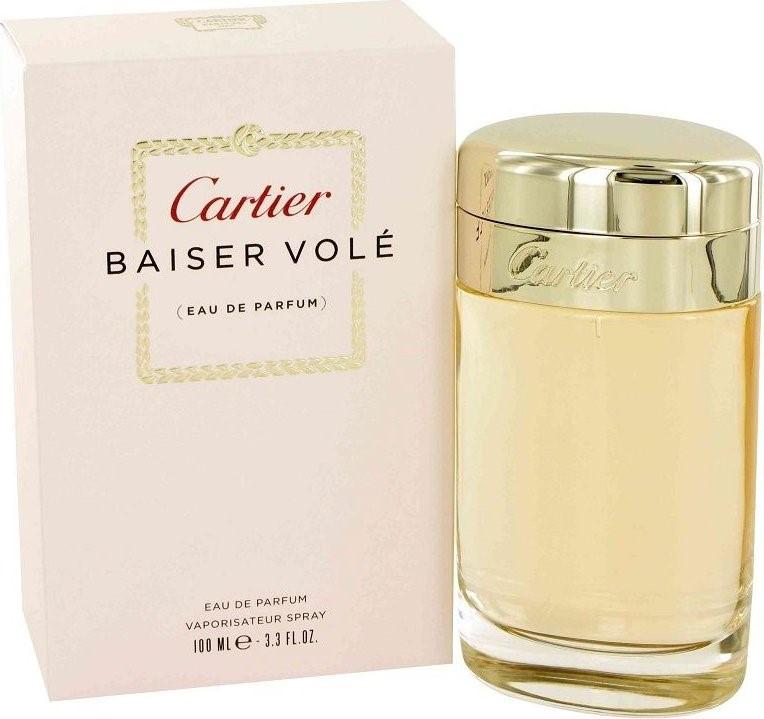 Cartier Cartier Baiser Vole Тестер 100 ml (edp) 30 ml (edp), Женский, Цветочно-пудровые
