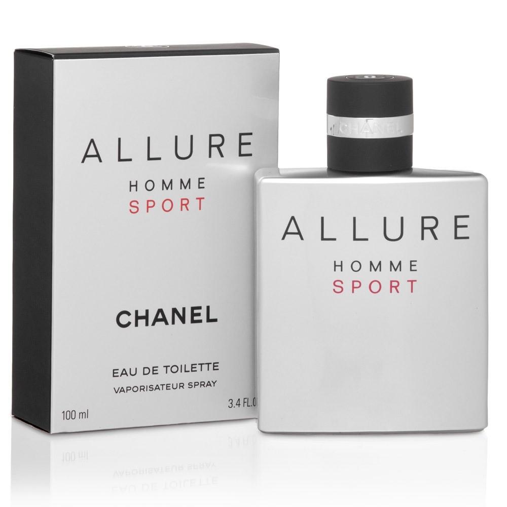 Chanel Chanel Allure Homme Sport 100 ml (edt) Тестер 100 ml (edt), Свежие