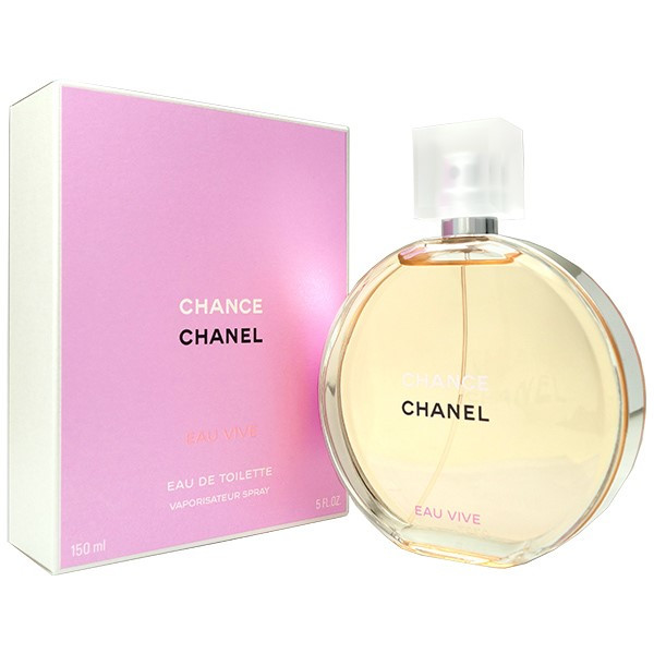 Chanel Chanel Chance Eau Vive 100 ml (edt) Тестер 100 ml (edt), Цветочные