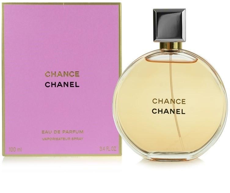 Chanel Chance Eau de Parfum (Шанель Шанс) Тестер 100 ml (edp)