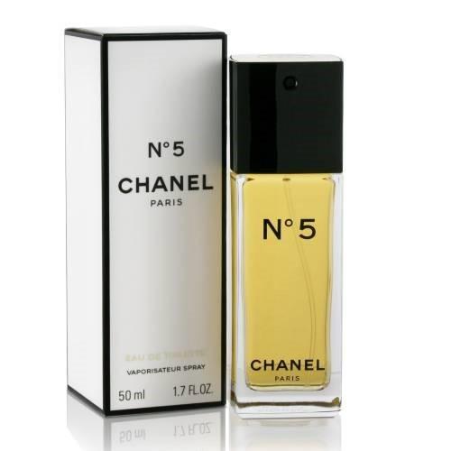 Chanel No. 5 Eau de Toilette 50 ml (edt)