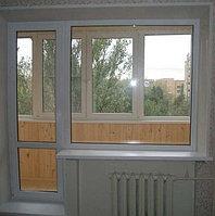 Изготовление и установка металлопластиковых окон, любой сложности и ламинация под любой цвет