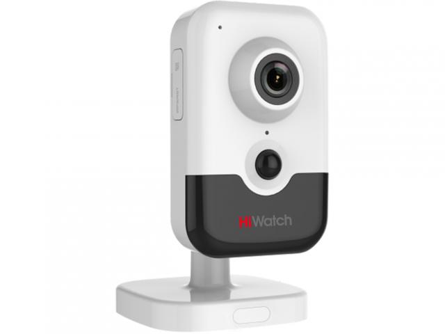 DS-I214W IP Камера, кубическая